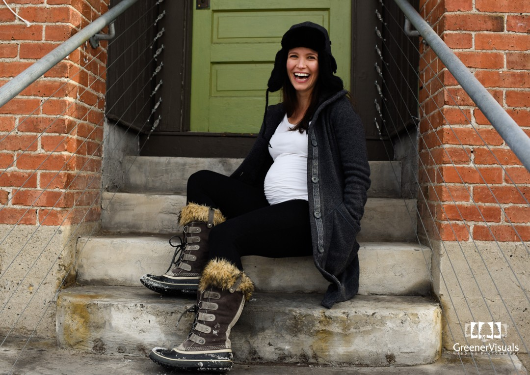 Jessica 2014 Bozeman Montana Maternity Photos