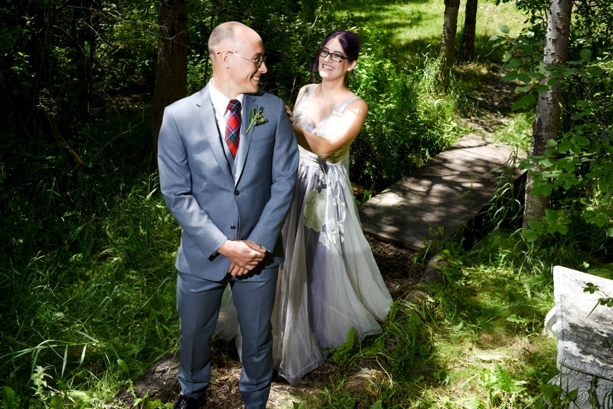 Bozeman Wedding Photographer Kelly Canyon Quaker Wedding