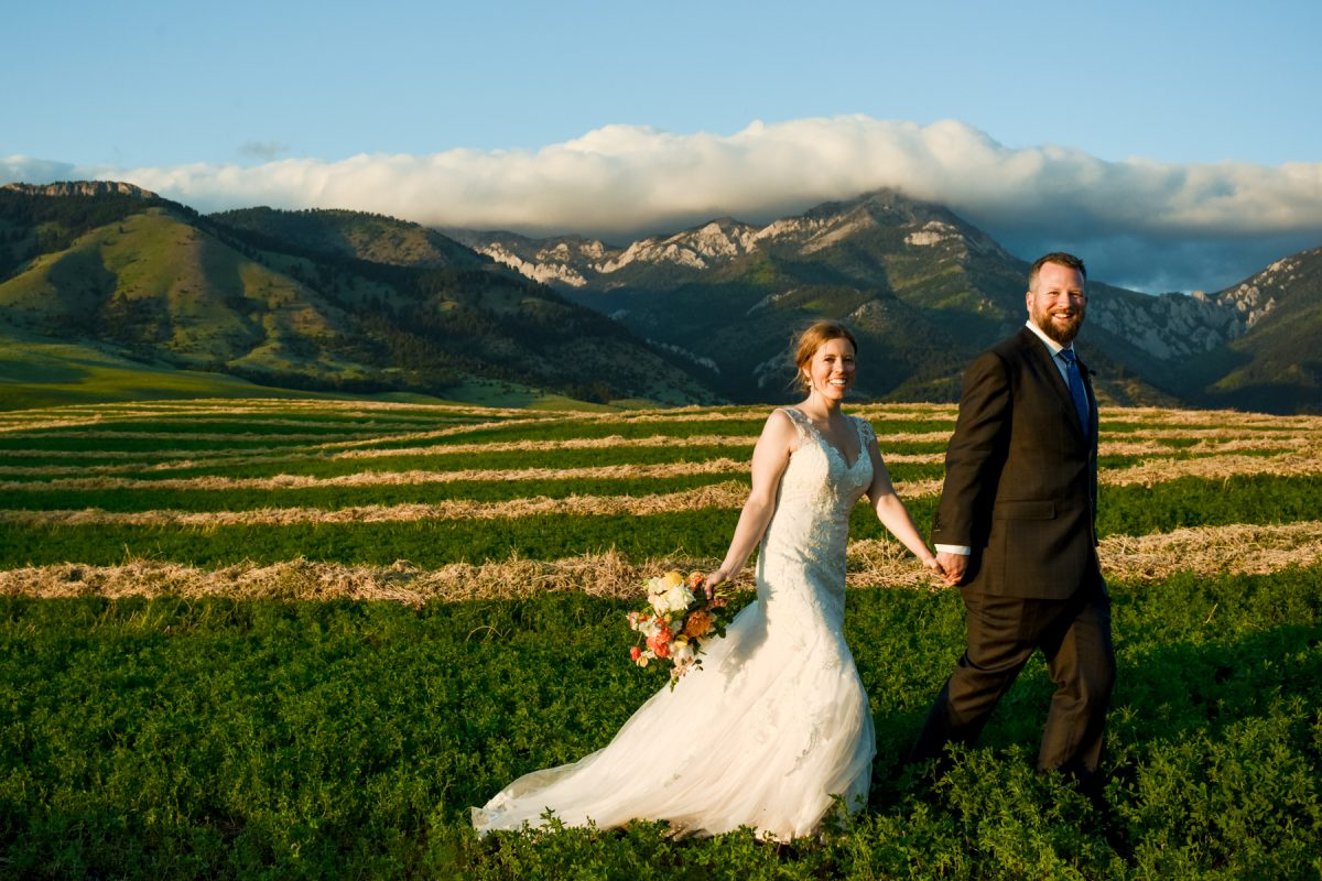Bozeman Wedding Photographer Springhill Pavilion