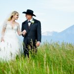 Livingston Wedding Photographer Paradise Valley wedding couple