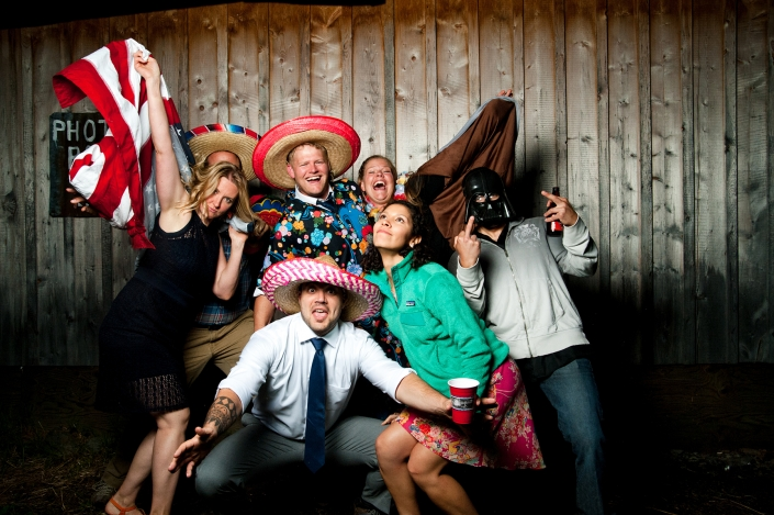 Photo Booth Rental Alaska Greener Visuals
