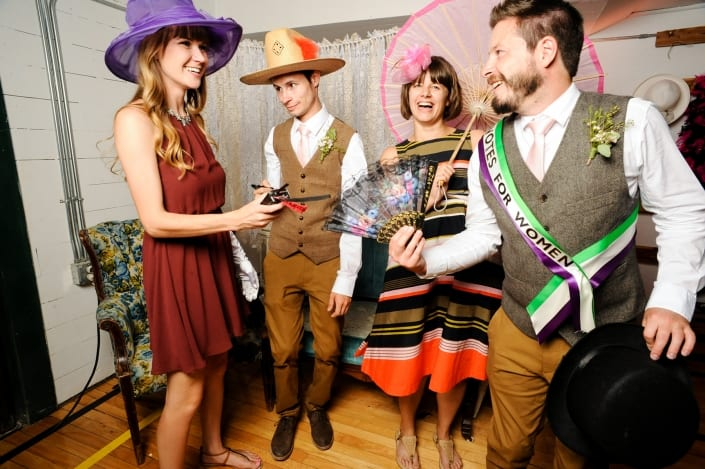 Photo Booth Rental Virginia City Montana Greener Visuals