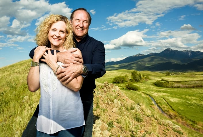 Bozeman Portrait Photography Family Portrait paradise valley