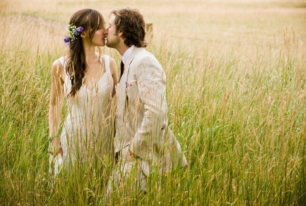 Montana Wedding Photographer Springhill Pavilion bride and groom