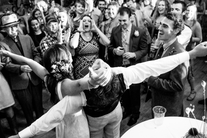 Montana Wedding Photographer Springhill Pavilion Reception
