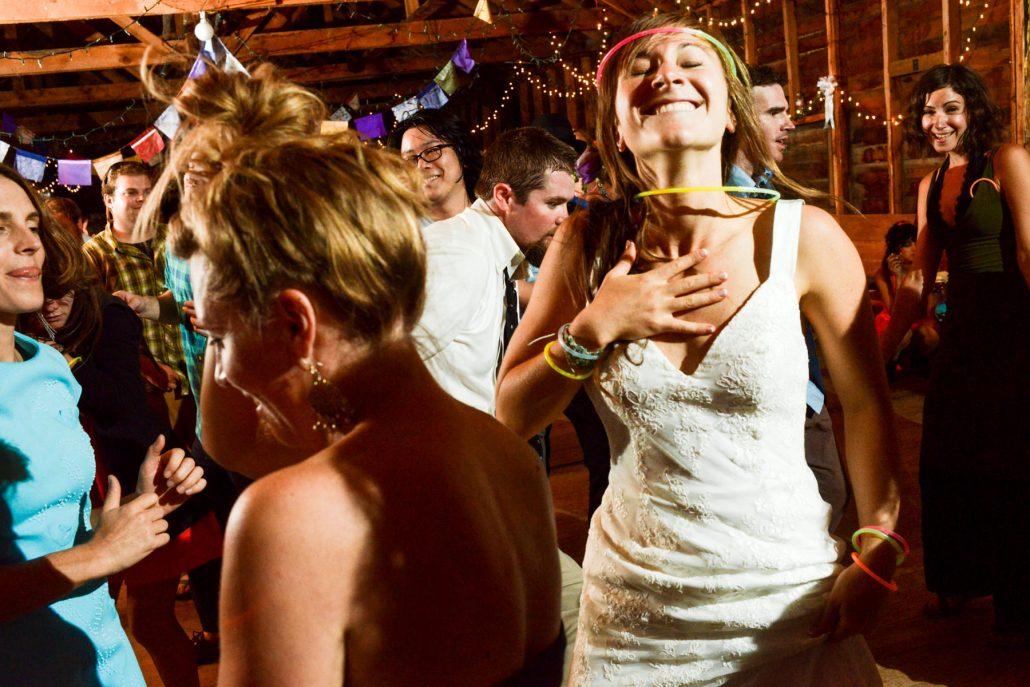Montana Wedding Photographer Springhill Pavilion Dancing