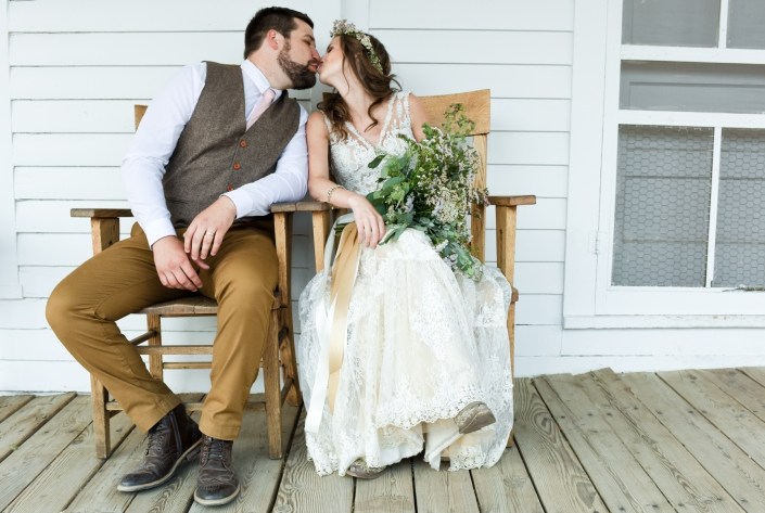 Montana Wedding Photographer Virginia City wedding portrait