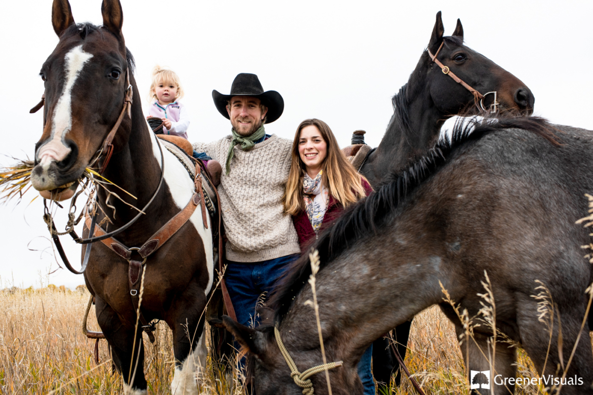 Missouri Headwaters Family Portraits