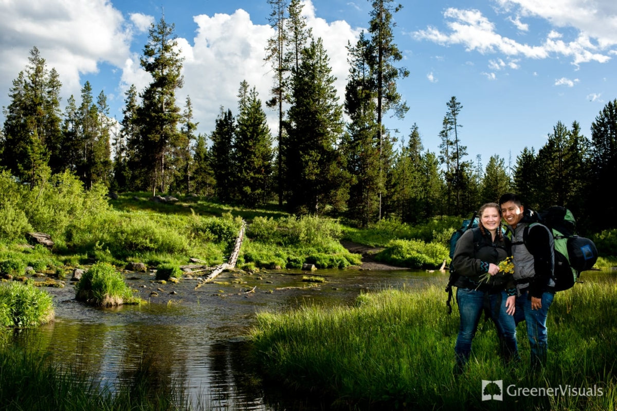 West-Yellowstone-Couples-Engagement-Portraits