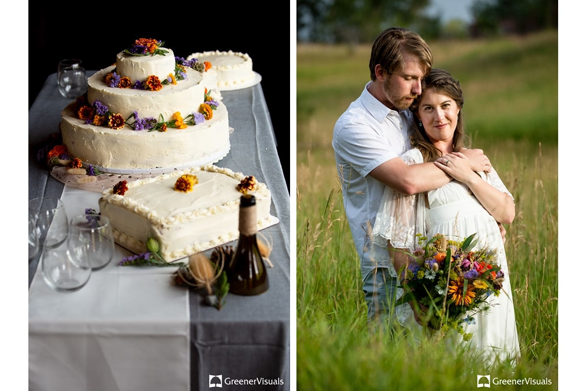 Deep Creek Range Livingston Montana Wedding Day Photographs