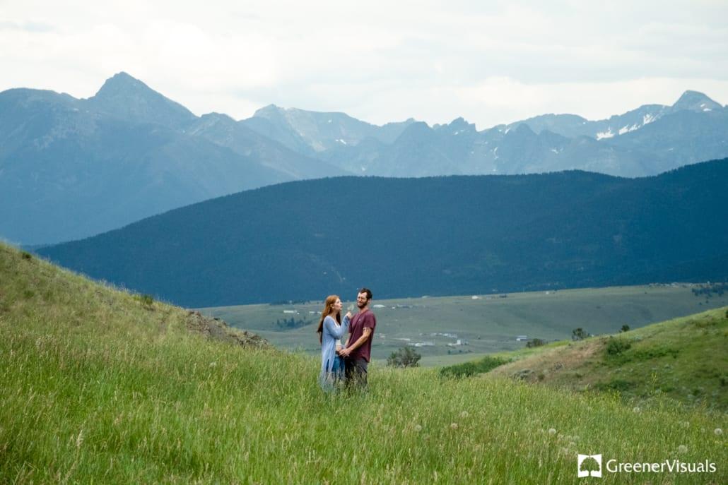Livingston Montana Portrait Photographic Experience