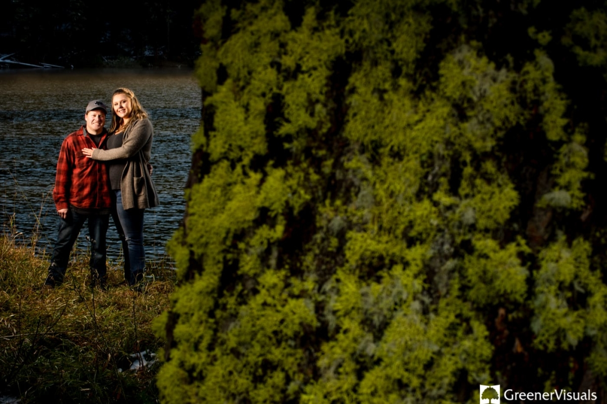 Portrait Photography Session - Rat Lake - Gallatin National Forest