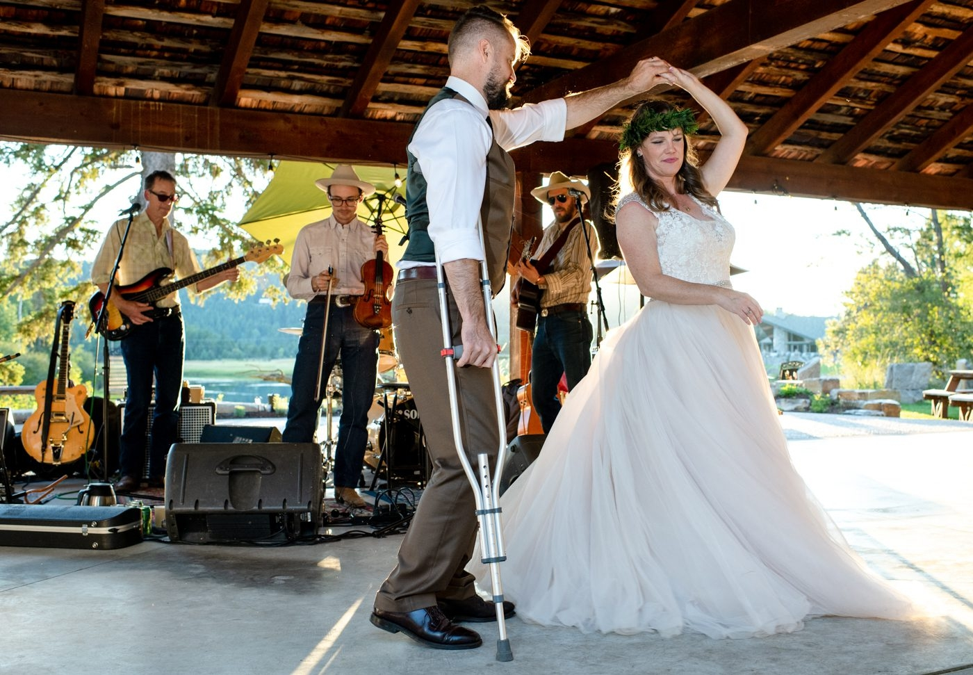 The-Nest-on-Swan-River-Wedding-Day-first-dance